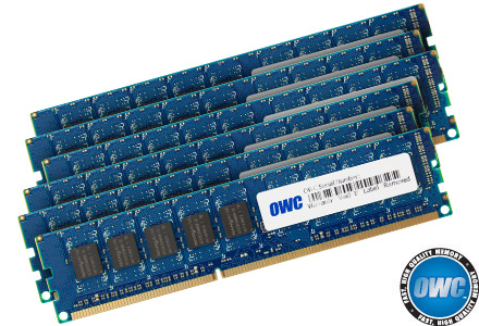 OWC 8GB FB-DIMM Memory Upgrade Kits for Apple Mac Pro 2008 Released