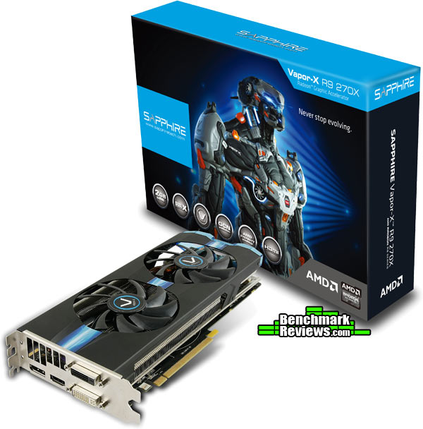 Sapphire Radeon R9 270X Vapor-X Video Card Review - Page 14
