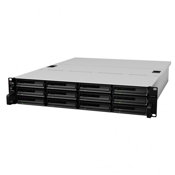Synology RackStation RS2414(RP)+ NAS Released