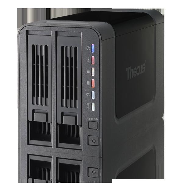 Thecus N2310 2-Bay Home NAS Announced