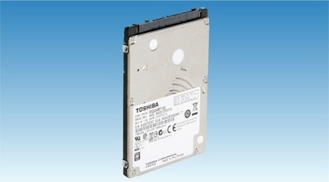 Toshiba MQ02ABF Hard Disk Drive Introduced