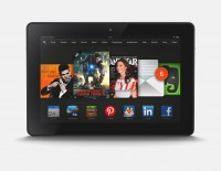 Amazon Kindle Fire HDX Tablet Released