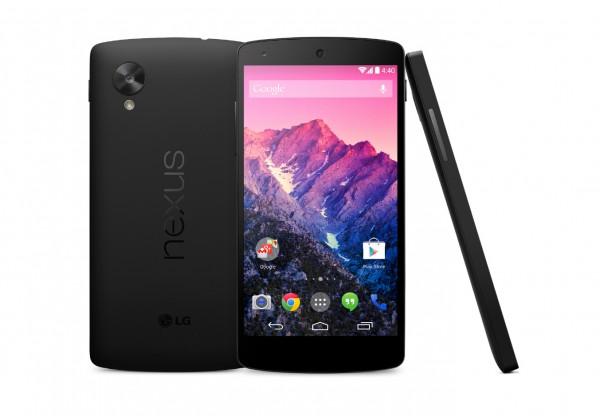 LG Google Nexus 5 Smartphone Debuts