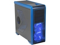 Rosewill BLACKHAWK Blue Special Edition Mid-Tower Gaming Case Unveiled