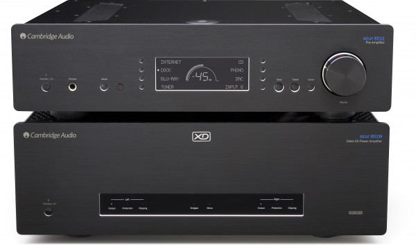 Cambridge Audio Azur 851 Series and Expanded Power Amplifier to Debut at CES 2014