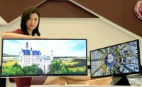 LG UM95 34-inch IPS 21:9 UltraWide Monitor to Debut at CES 2014