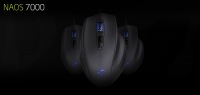 Mionix NAOS 7000 Gaming Mouse Unveiled