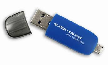 Super Talent USB 3.0 Express Motile Drive Introduced