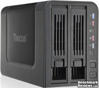 Thecus_N2310_NAS_Network_Storage_Server_L_Front_34_01