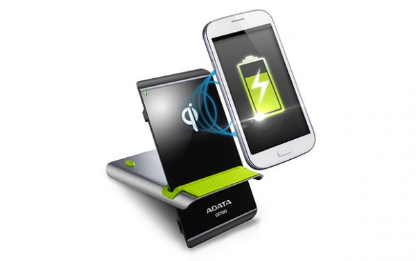 ADATA Elite Series CE700 Wireless Charging Stand Launched