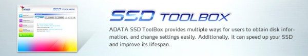 ADATA Technology SSD Toolbox Software Released