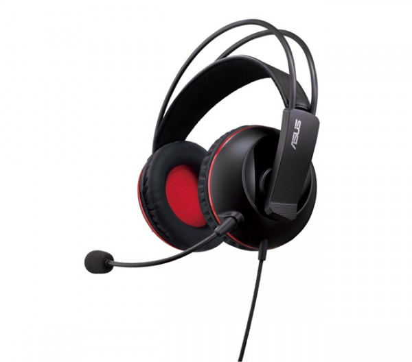 ASUS Cerberus Gaming Headset for PCs, Macs and Smart Devices Introduced
