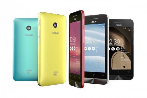 ASUS ZenFone 4, ZenFone 5 and ZenFone 6 Smartphones Announced