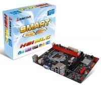 BIOSTAR H81MLC Micro ATX Motherboard Released