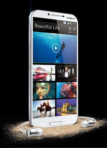 CoolPad Halo Big Screen Octa-core Cell Phone Launched