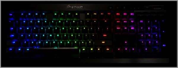 Corsair Cherry MX RGB Mechanical Switches Debut at CES 2014