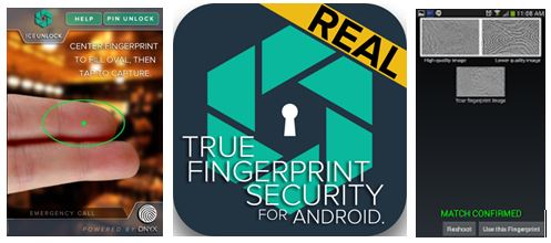 DFT ICE Unlock Fingerprint App Introduced