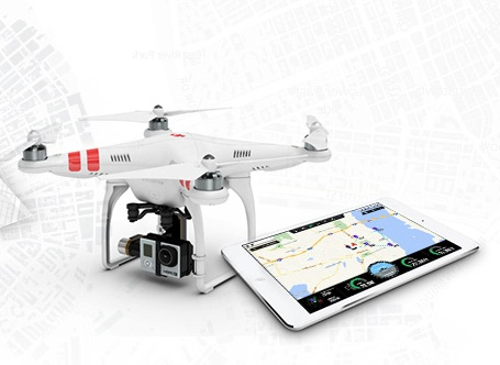 DJI Aerial Camera Systems Revealed at CES 2014
