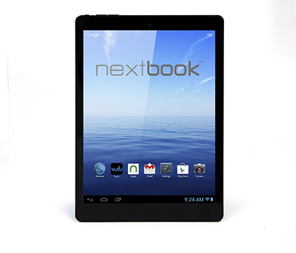 E FUN Nextbook Android Tablets Introduced