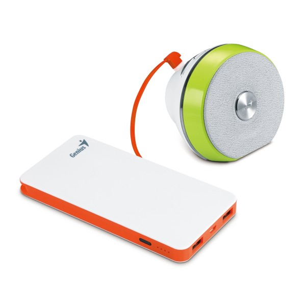 Genius ECO-u821 Portable PowerBank Unveiled