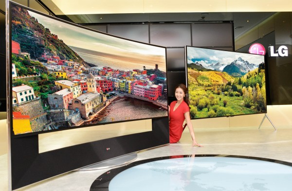 LG ULTRA HD TV Lineup to Debut at CES 2014