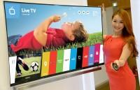 LG webOS Smart TV Platform Introduced