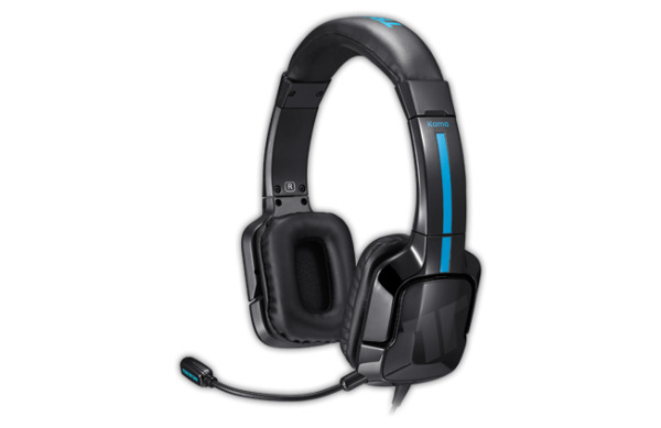 Mad Catz TRITTON Kama Stereo Headset for PlayStation4 and PlayStationVita Released