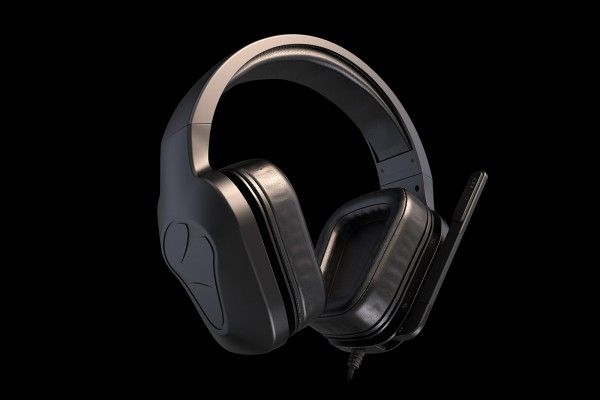 Mionix NASH 20 Gaming Headset Unveiled