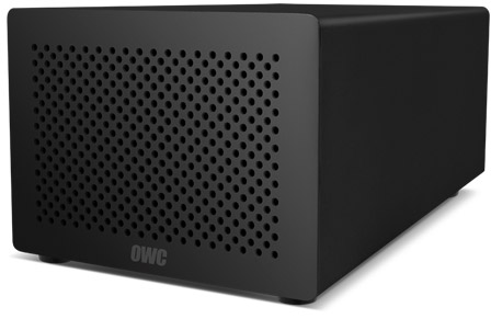 OWC Mercury Helios 2 PCIe Thunderbolt Expansion Chassis Released