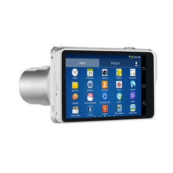 Samsung GALAXY Camera 2 Smart-camera Launched