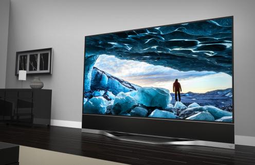 VIZIO Reference Series Ultra-HD LED Smart TV Announced