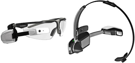 Vuzix M100 Smart Glasses With Nuance Voice Technology Released