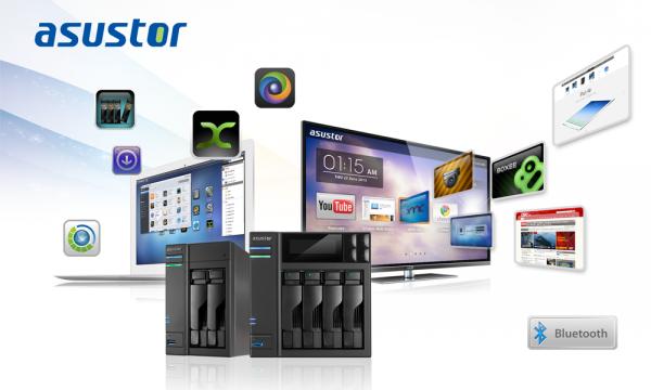 ASUSTOR ADM 2.1 NAS Operating System Debuts
