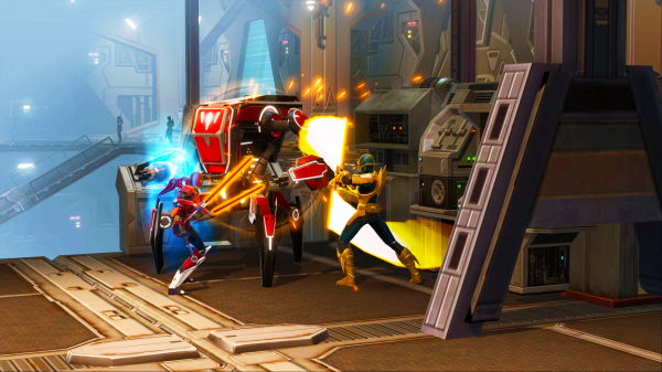 BioWare Star Wars: The Old Republic Galactic Starfighter Digital Expansion Released