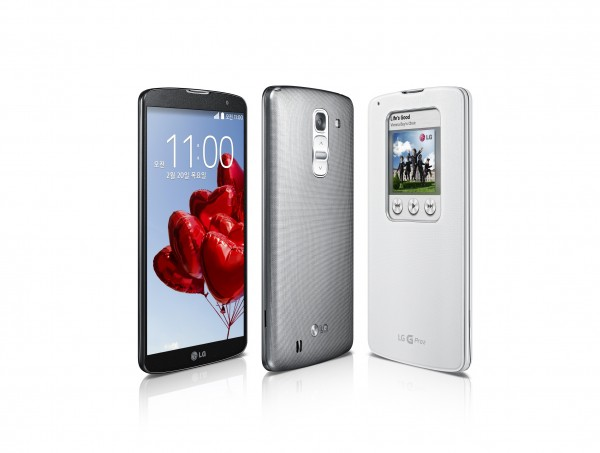 LG G Pro 2 Smartphone Introduced