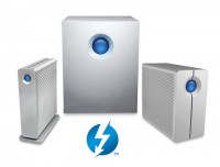 LaCie 5TB Thunderbolt External Hard Drive Released