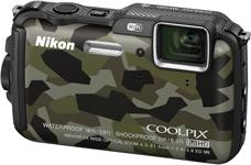 Nikon COOLPIX AW120 Digital Compact Camera Unveiled