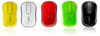 Rapoo T120P Wireless Touch Mouse Introduced