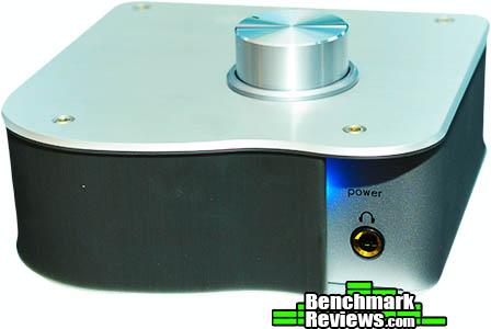 SilverStone EB03 Headphone Amplifier