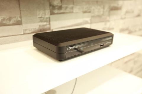 ZTE ZXV10 B803 4K p60 Ultra HD Set Top Box Launched