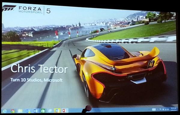 DirectX 12 Forza Motorsport 5