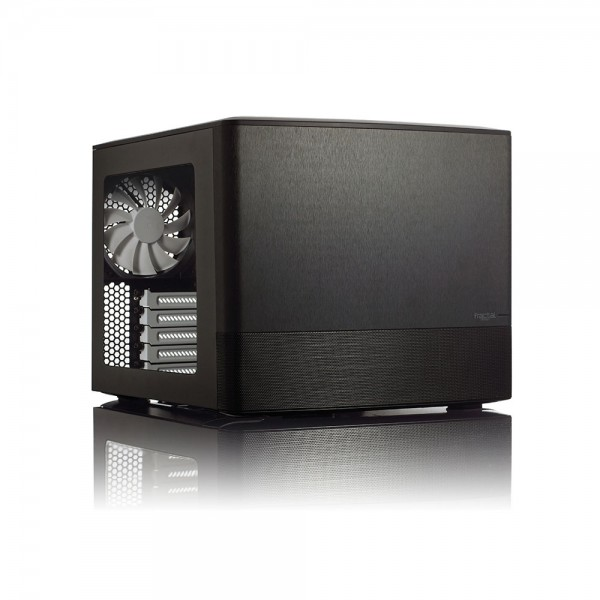 Fractal Design Node 804 Micro ATX Chassis Announced