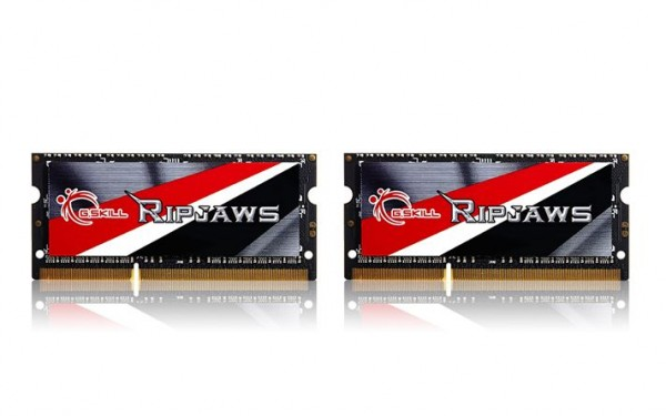 G.SKILL F3-2133C11D-16GRSL DDR3L SO-DIMM 2133MHz 16GB Memory Kit Announced