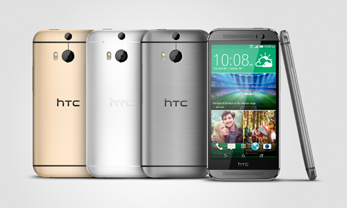 HTC One (M8) Smartphone Unveiled