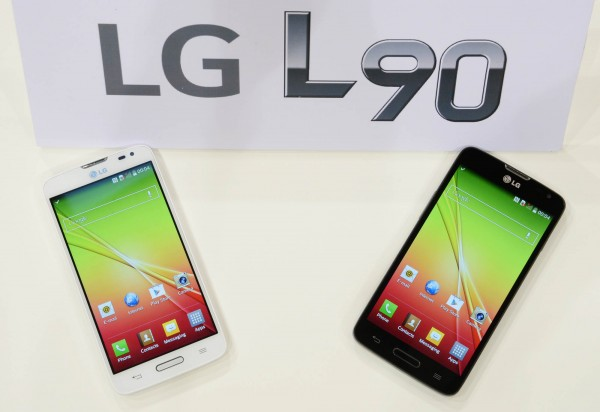 LG L90 Smartphone Launched