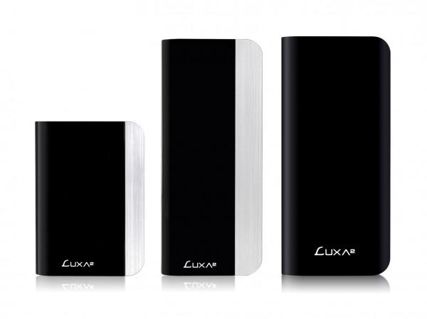 LUXA2 EnerG 6600/8800/10400mAh Portable Power Bank Series Announced