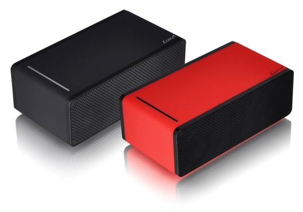 LUXA2 GroovyT Magic Boom Box Speaker Released