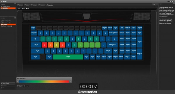 MSI SteelSeries Engine and XSplit Gamecaster Full Keyboard Customization Tools Debut