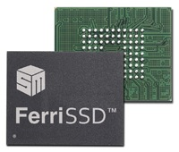 Silicon Motion Ferri-eMMC and FerriSSD Embedded Memory Solutions Announced