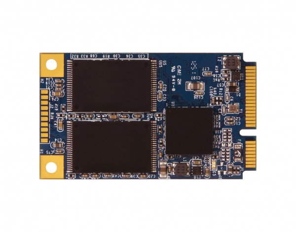 Team Group mSATA MP1 SSD Launched